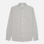 Мужская рубашка YMC Oxford Button Down Navy фото- 0