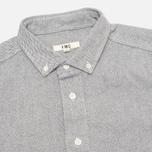 Мужская рубашка YMC Oxford Button Down Navy фото- 1