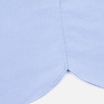 YMC Poplin BD Men's Shirt Blue photo- 4