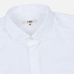 YMC Poplin BD Men's Shirt White photo- 1