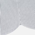 Мужская рубашка YMC Stripe BD Black фото- 4
