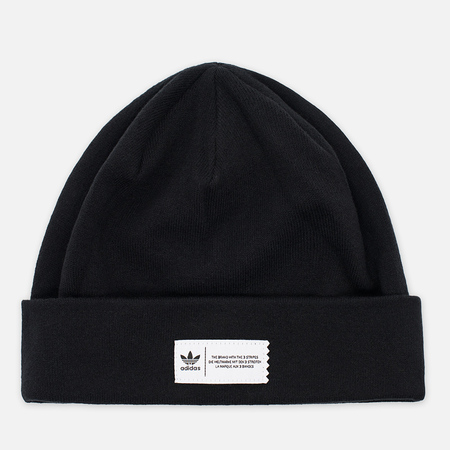Мужская шапка adidas Originals Beanie Black