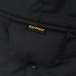 Мужская шапка Barbour Fleece Lined Hunter Black фото- 4