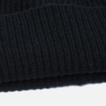 Мужская шапка Barbour International Beanie Black фото- 2