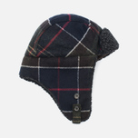 Мужская шапка Barbour Shiel Trapper Tartan фото- 0