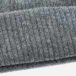 Мужская шапка Barbour x Steve McQueen International Everett Beanie Grey фото- 2