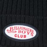 Мужская шапка Billionaire Boys Club Gentleman Patch Beanie Black фото- 1