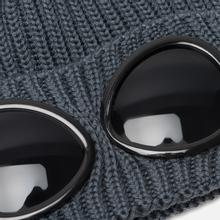 Шапка C.P. Company Wool Goggle Dark Slate фото- 1