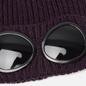 Шапка C.P. Company Wool Goggle Dark Violet фото - 1