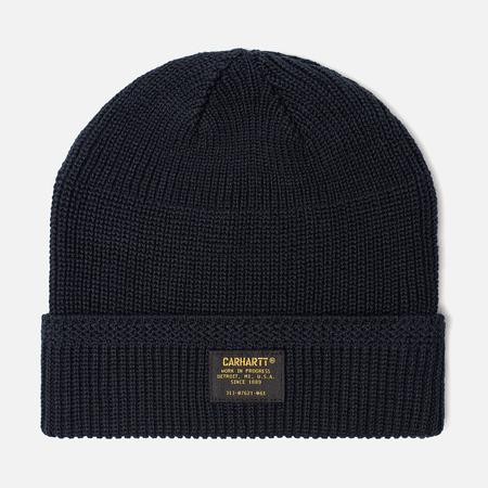 Мужская шапка Carhartt WIP Truman Beanie Dark Navy
