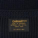 Шапка Carhartt WIP Truman Beanie Dark Navy фото- 1