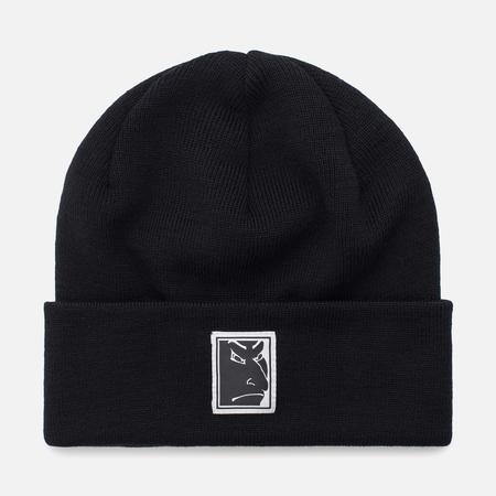 Мужская шапка Edwin Otokodate Beanie Merinos Wool Black