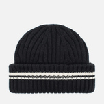 Шапка Fred Perry Ribbed Beanie Black фото- 3