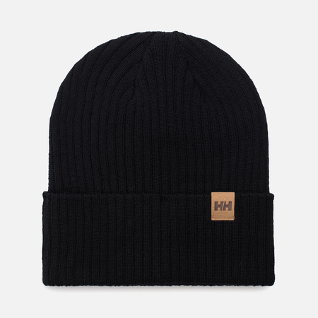 Мужская шапка Helly Hansen Business Beanie Black