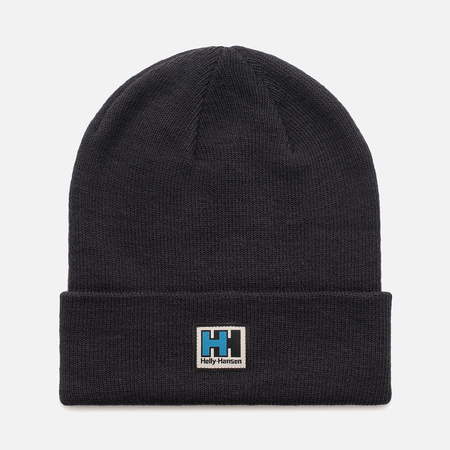 Мужская шапка Helly Hansen Urban Cuff Beanie Graphite Blue