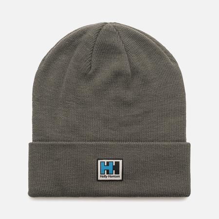 Мужская шапка Helly Hansen Urban Cuff Beanie Mid Grey