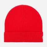 Мужская шапка Lacoste Beanie Red фото- 1