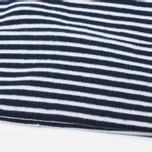 Мужская шапка Lacoste Live Print Jacquard Beanie Wnite/Navy фото- 2