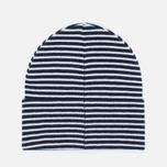 Мужская шапка Lacoste Live Print Jacquard Beanie Wnite/Navy фото- 3