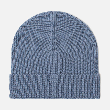 Мужская шапка Lacoste Ribbed Wool Beanie Cruise