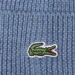 Шапка Lacoste Ribbed Wool Beanie Cruise фото- 2