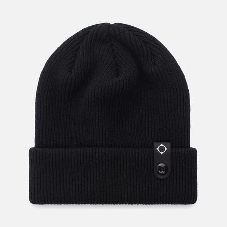 Мужская шапка MA.Strum Detachable Jet Black