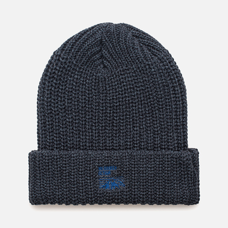 Мужская шапка Mt. Rainier Design Knit Navy
