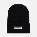 Мужская шапка Napapijri Firin T1 Black фото- 0