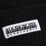 Мужская шапка Napapijri Firin T1 Black фото- 1