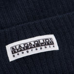 Мужская шапка Napapijri Firin T1 Blue Marine фото- 1