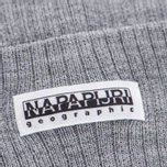 Мужская шапка Napapijri Firin T1 Medium Grey Melange фото- 1