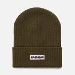 Мужская шапка Napapijri Firin T1 Sage Green фото- 0
