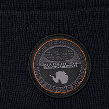 Шапка Napapijri Fulton Blue Marine фото- 1