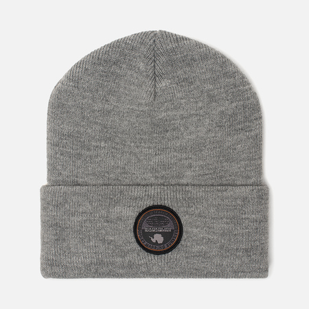 Мужская шапка Napapijri Fulton Medium Grey Melange