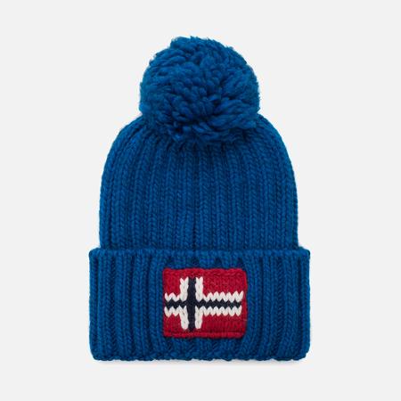 Мужская шапка Napapijri Semiury 1 Mountain Blue