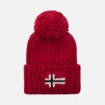 Мужская шапка Napapijri Semiury 1 Sparkling Red фото- 0