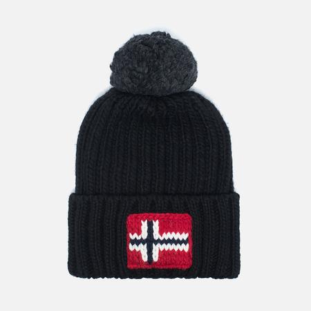 Мужская шапка Napapijri Semiury Black
