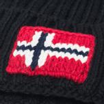 Мужская шапка Napapijri Semiury Black фото- 2