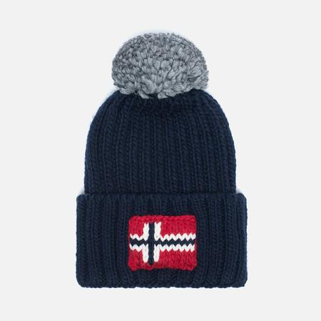 Мужская шапка Napapijri Semiury Blue Marine
