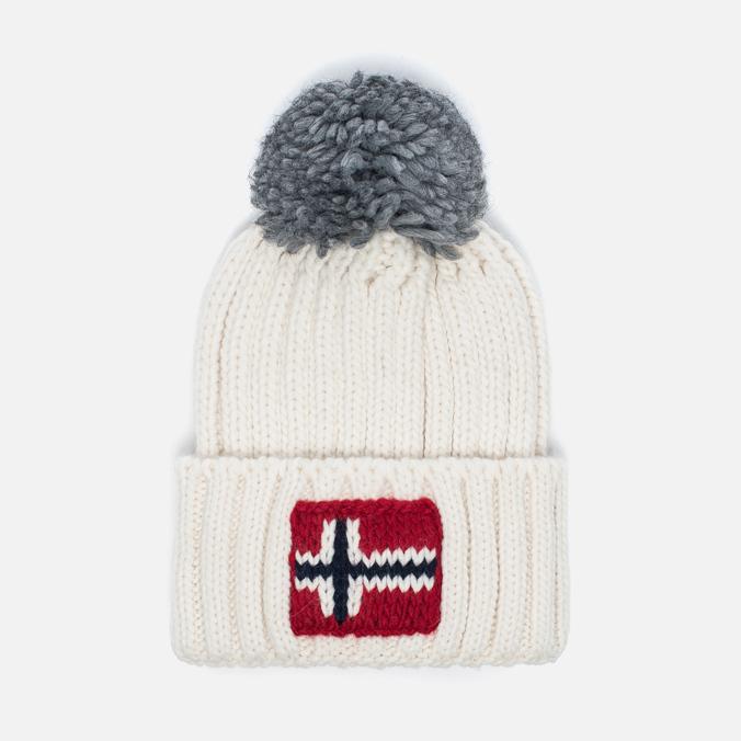 Мужская шапка Napapijri Semiury White