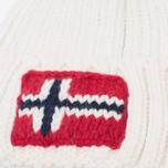 Мужская шапка Napapijri Semiury White фото- 1