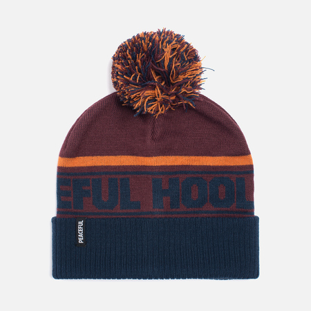 Мужская шапка Peaceful Hooligan La Bomba Beanie Port
