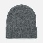 Мужская шапка Peaceful Hooligan Washington Marl Grey фото- 3