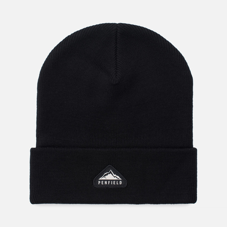 Мужская шапка Penfield Classic Applique Logo Black