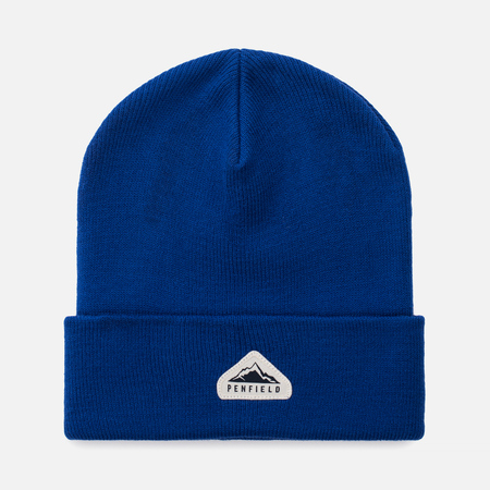 Мужская шапка Penfield Classic Applique Logo Blue