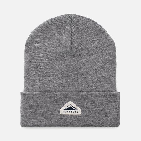 Мужская шапка Penfield Classic Applique Logo Grey