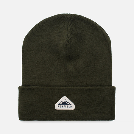 Мужская шапка Penfield Classic Applique Logo Olive
