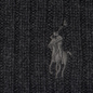 Шапка Polo Ralph Lauren Merino Wool Dark Charcoal Heather фото - 1