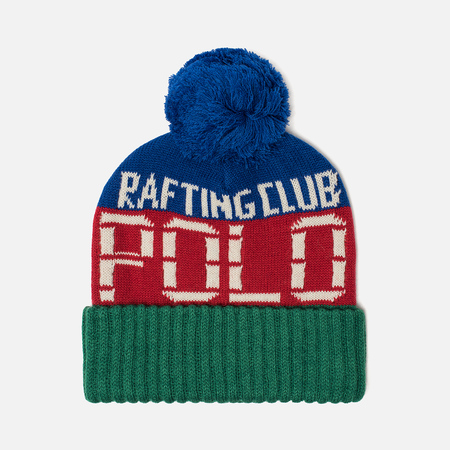 Мужская шапка Polo Ralph Lauren Rafting Club Bobble Multicolor