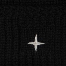 Шапка Stone Island Small Stone Island Star Embroidered Black фото- 1